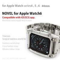 Novel for AppleWatch6    Apple Watch Series4,5,6  44mm