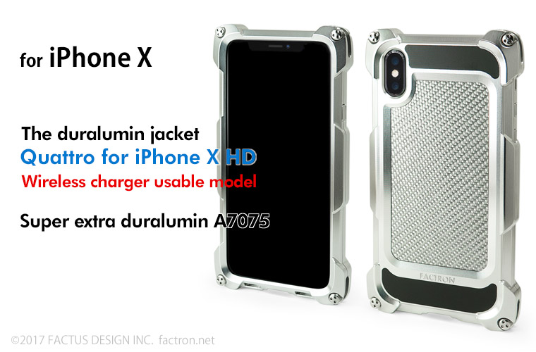Photo1: Quattro for iPhone X HD