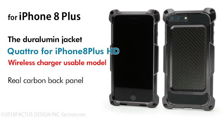 Photo1: Quattro for iPhone8Plus HD