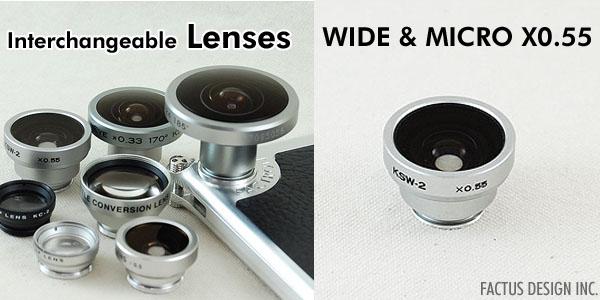 Photo1: WIDE & MICRO X0.55
